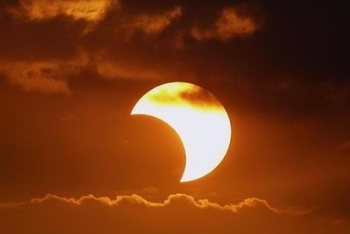 vietnam could observe partial solar eclipse on june 21