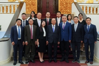 pm welcomes chinese firms to invest in vietnam