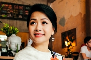 Being a successful tycoon's daughter -it is not easy for the famous author Phuong Uyen Tran