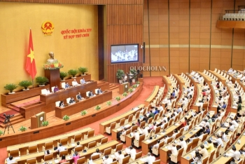 national assembly discussed socio economic and state budget issues on june 15