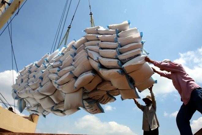0410 rice exporter