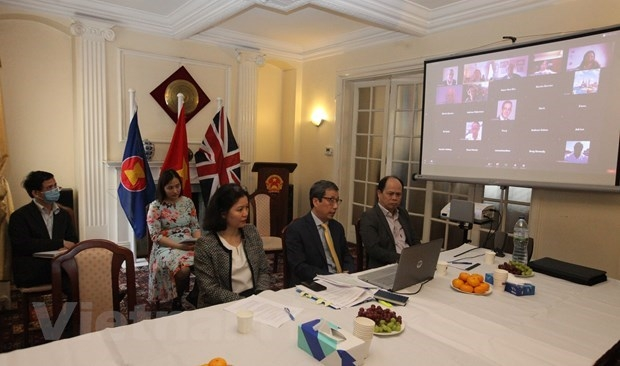 uk webinar highlighting post pandemic investment opportunities in vietnam