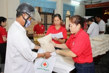 more than 562000 people benefit from humanitarian month in vietnam