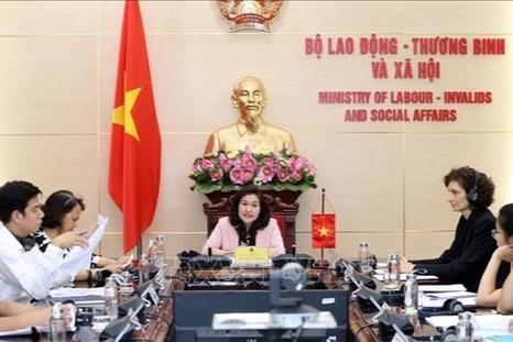 Vietnam and Switzerland discuss labor cooperation post-Covid-19