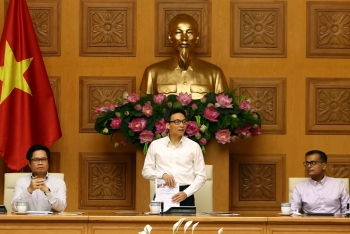 deputy pm meets vietnam business council for sustainable development