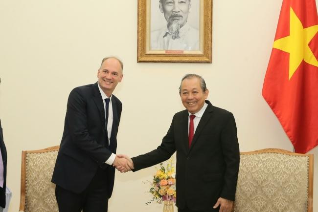 Deputy PM: Vietnam to focus on supply chain development