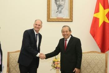 deputy pm vietnam to focus on supply chain development