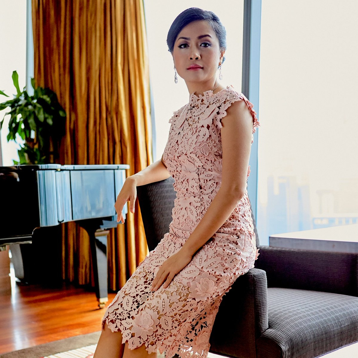 leverage your experiences to become anything you want to be phuong uyen tran