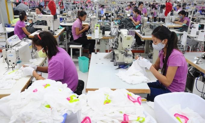 5455 first six months trade surplus