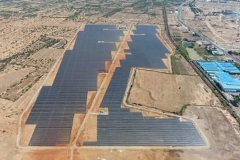 Sharp's Energy Unit completes 45-MW solar power plant in Vietnam
