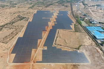 sharps energy unit completes 45 mw solar power plant in vietnam