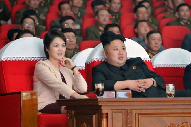 kim jong un infuriated by soiled images of his wife in south korean leaflets