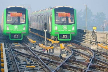 chinese experts resume delayed work on hanoi metro line