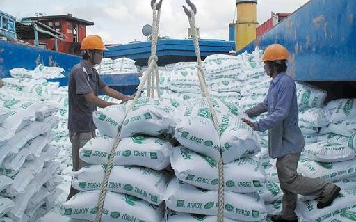 0608 rice export