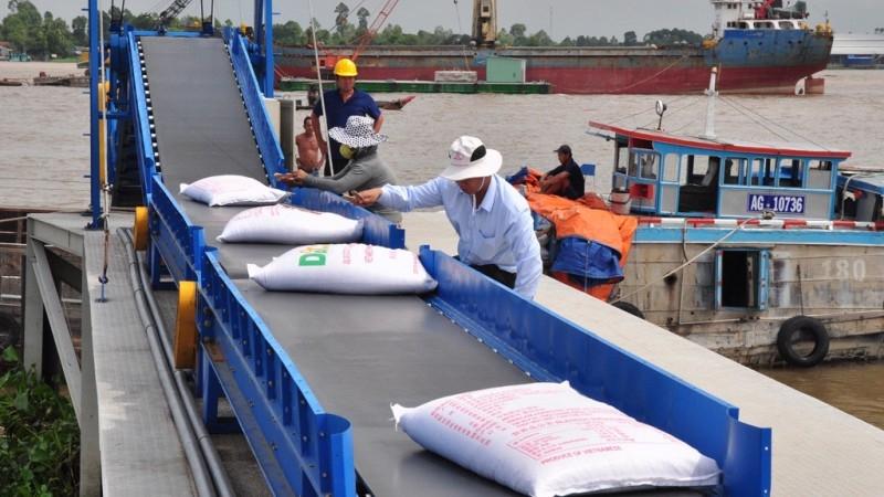 0821 vietnam rice export 6 months