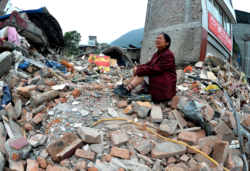 4558 china earthquakes