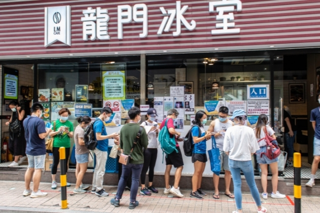 Over 600,000 Hong Kong citizens vote against the new security laws
