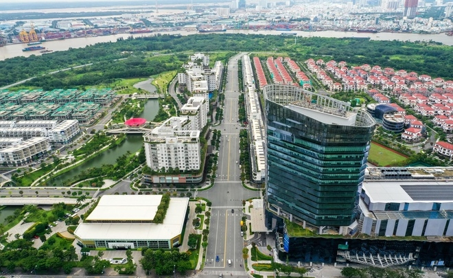 hcmcs eastern city of strategic importance to national development