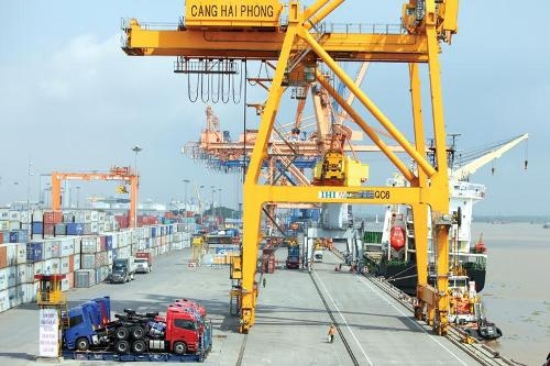 cargoes handled at vietnams seaports grew 6 in 7 months