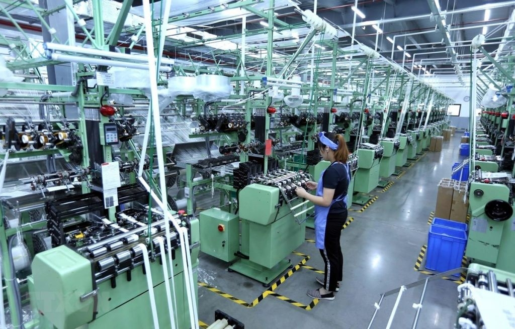 vietnam represents a perfect example for post covid economic growth