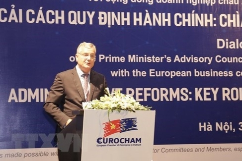 European firms stay more positive about Vietnam