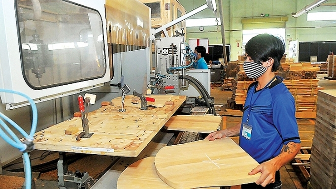 vietnamese wood exports recover during the first half of the year