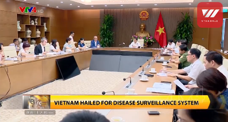 vietnam praised for disease surveillance system