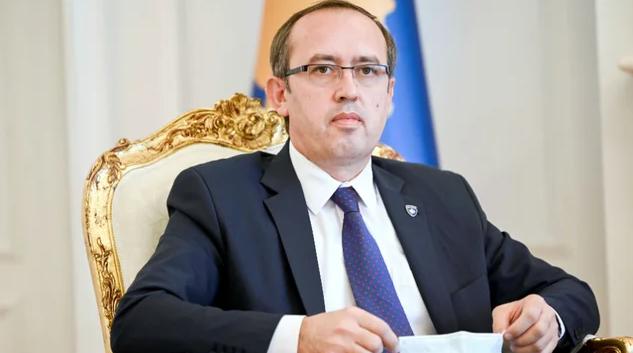 5856 kosovo prime minister