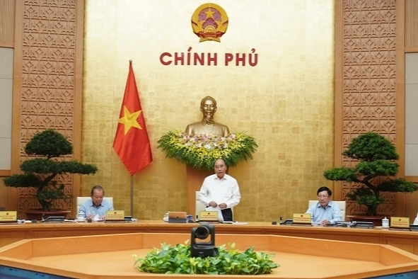 Vietnamese government aims at socio-economic goals amid Covid-19 pandemic