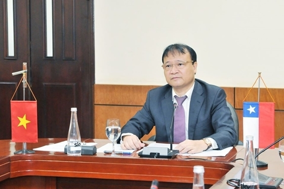 vietnam and chile expect to foster economic and trade cooperation