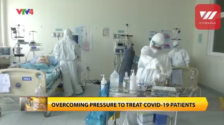 Video: Overcoming pressure for Covid-19 treatment