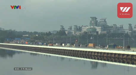 Video: Singapore and Malaysia border to reopen