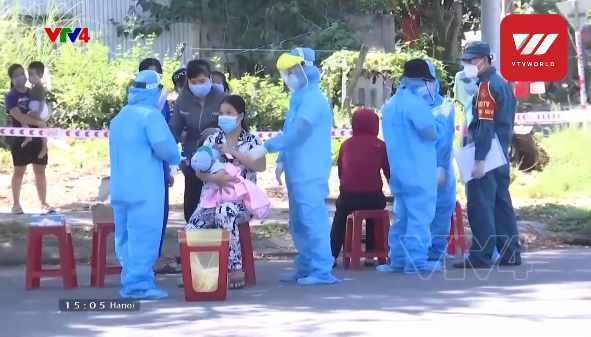 video danang witnesses positive signs of covid 19 control