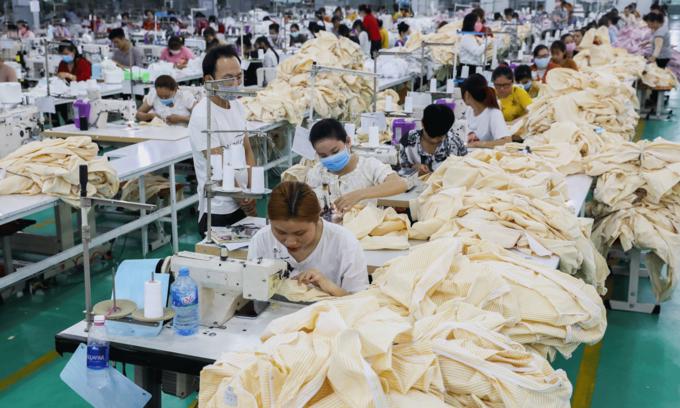 Vietnam's trade surplus reached US$14.5 billion by mid-September