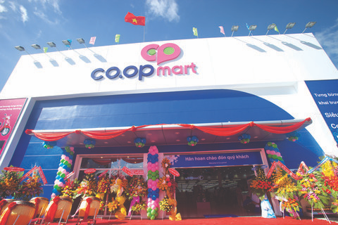vietnams potential convenience store chain which has the most market share