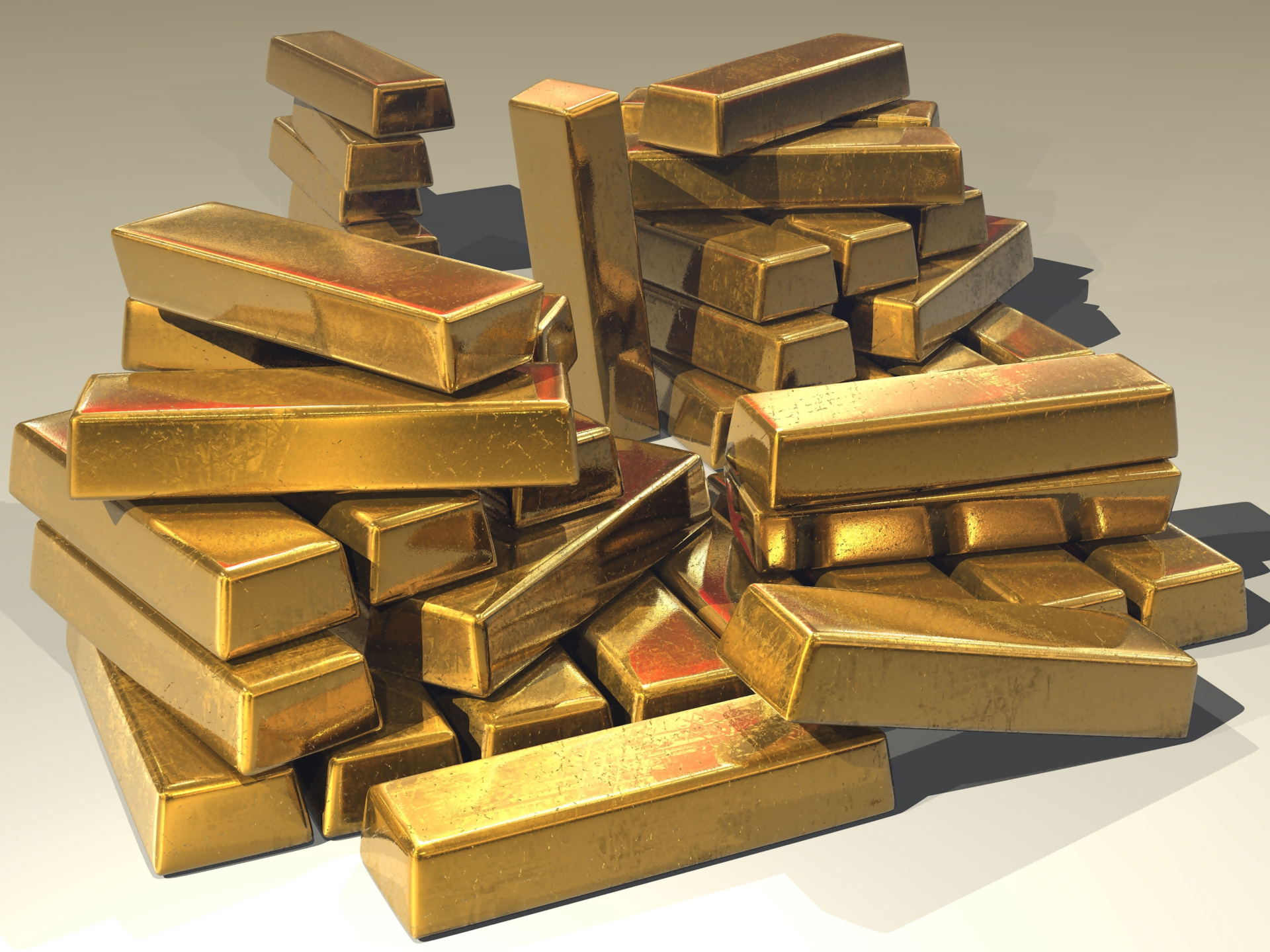 China at the centre of the biggest gold counterfeiting scandal discovery in human history