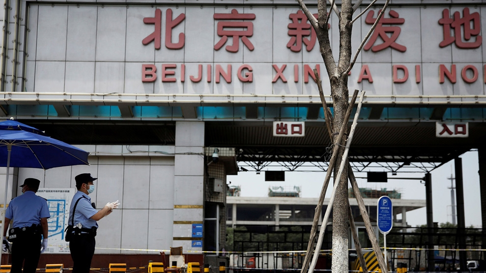 Beijing says COVID-19 situation 'extremely severe'