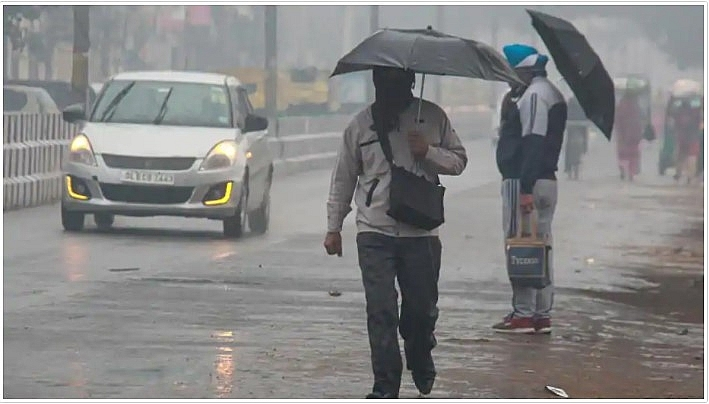 India weather forecast latest, January 4: Rain, snow continue over many parts of Western Himalaya