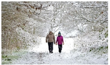 uk and europe weather forecast latest january 4 heavy rain cold air to batter with snow wintry conditions throughout europe