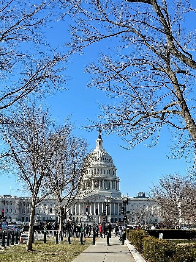 U.S. Capitol riots: Oversea Vietnamese shares the situation after