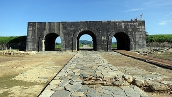 ancient world heritage citadel of vietnam spoilt by natural disasters