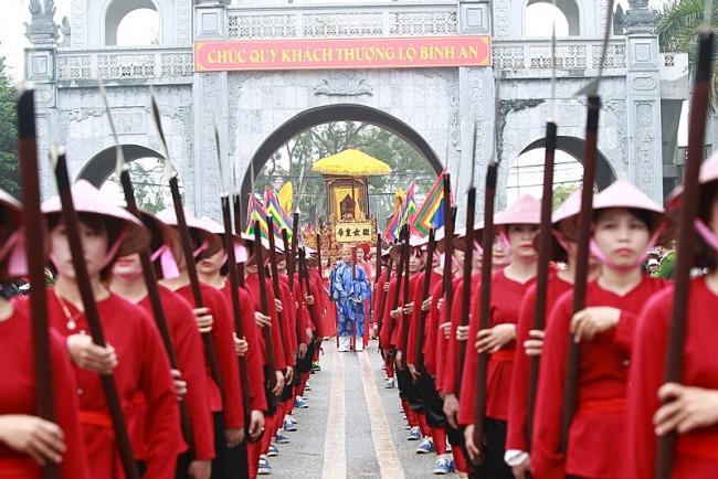 Exploring Hai Ba Trung Temple - a special national historical relic in Hanoi