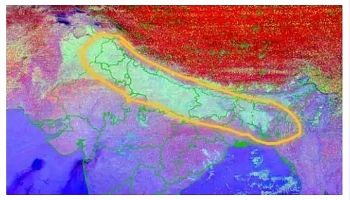 india weather forecast latest january 18 severe cold and dense fog to cover cross indo gangetic plains