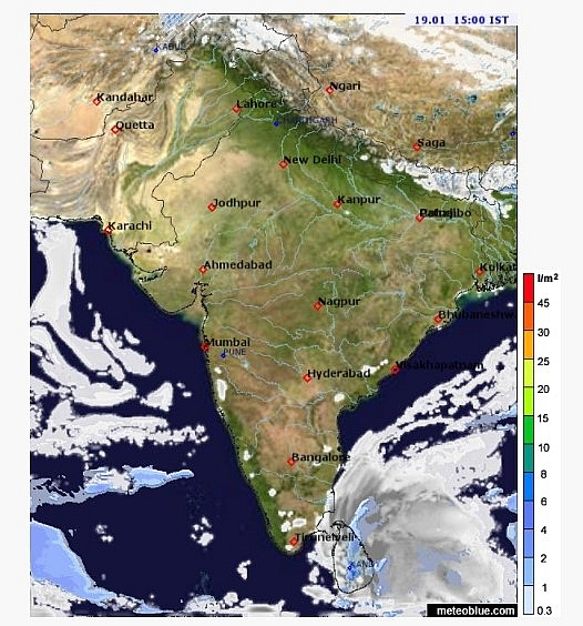 India weather forecast latest, January 19: Northwestern states witness cold conditions despite a relief