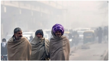 india daily weather forecast latest january 24 states in northwest india back to chilly with severe cold wave conditions expected to hit