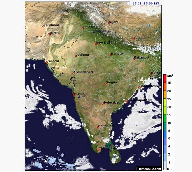 India daily weather forecast latest, January 25: Cold wave conditions return to some areas with orange alerts for dense fog