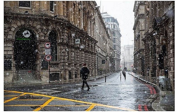 UK and Europe daily weather forecast latest, January 26: Warnings for heavy sleet and snow issued as ice blast to hit the UK
