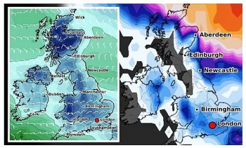 uk and europe daily weather forecast latest january 30 deep freeze and more unprecedented heavy snowfall to brace for britain