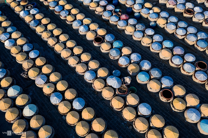 Photos show the beauty of Vietnam's traditional craft villages