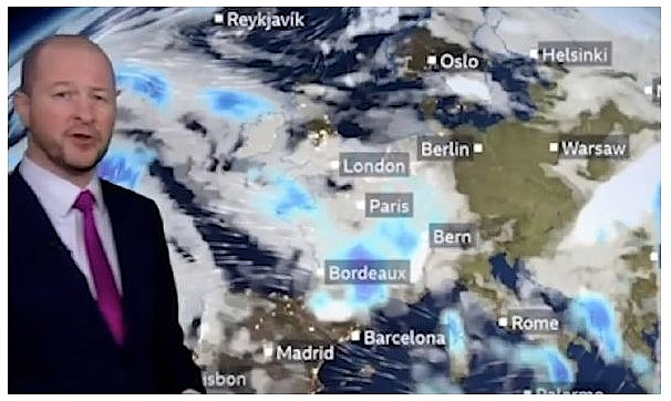 UK and Europe daily weather forecast latest, February 2: Torrents of snow to blanket much of the UK as temperatures remain low
